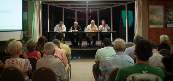 Reunião com a diretoria do Metrô-Rio