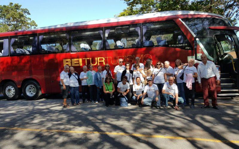 Viagem a Brasília e Goiânia
