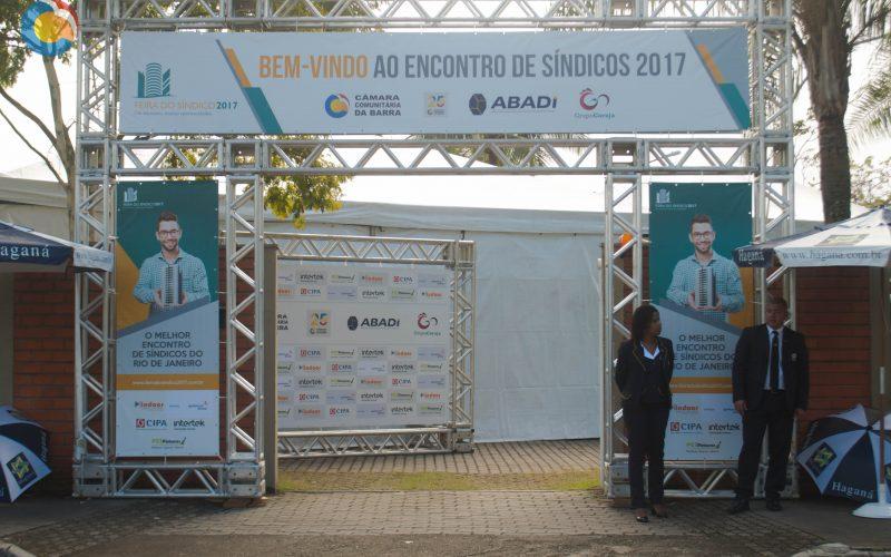 Encontro de síndicos movimenta a Barra da Tijuca