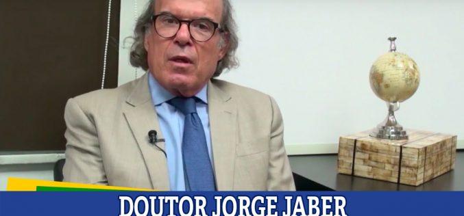 OUTORGA DO TITULO DE BENEMÉRITO PELA ACADEMIA NACIONAL DE MEDICINA AO DR. JORGE JABER